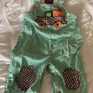 Lil cactus fall overall